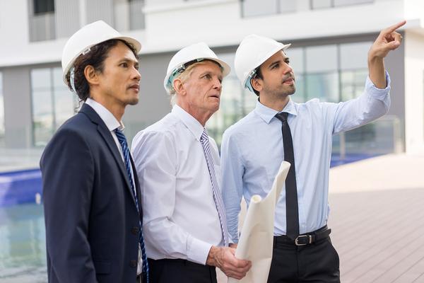 High field level 3 international award in Construction supervisor