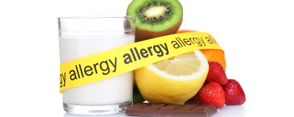 Food allergents management